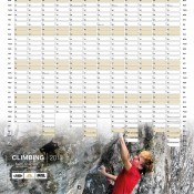 Climbing 2013 Year Planner