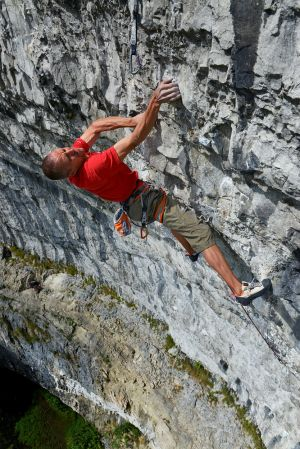 Steve McClure is Batman (F9a/ ), Malham