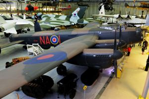 The Lancaster, Imperial War Museum, Duxford