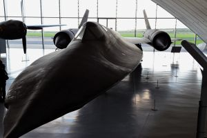 The Stealth Blackbird, Imperial War Museum, Duxford