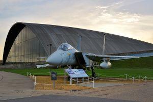 American Hanger, Imperial War Museum, Duxford