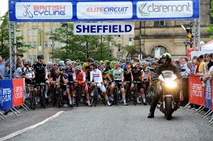The line-up, Sheffield GP