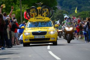 Egh up - here comes TDF!