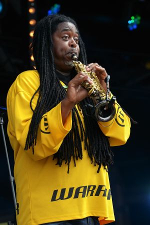 Courtney Pine, Camp Bestival 2014