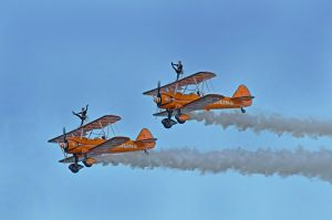 Aerial Shanagins - Clacton Airshow