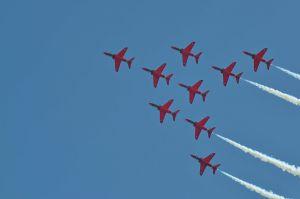 Red Arrows #1 - Clacton Airshow