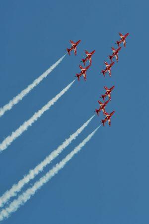 Red Arrows #2 - Clacton Airshow