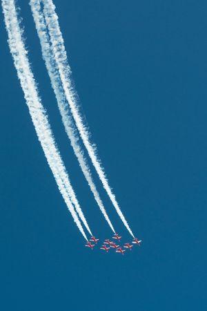 Red Arrows #3 - Clacton Airshow