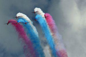 Red Arrows #4 - Clacton Airshow