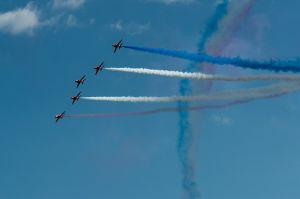 Red Arrows #5 - Clacton Airshow