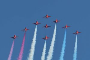 Red Arrows #6 - Clacton Airshow