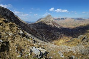 Tryfan and Ogwen Valley