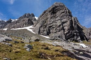 Carn Dearg Buttress, The Ben