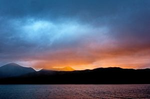 Isle of Skye skyline - moody as ever