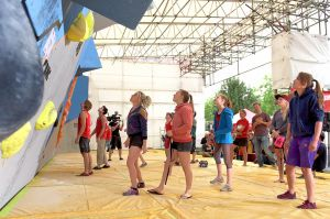 BBC_2016_Finalists checking out the blocs