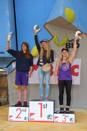 BBC_2016_Women Podium