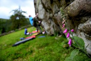 Lakes Blocs: Badger Rock