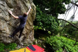 Lakes Blocs: Bruno Marks havin' it at Little Font