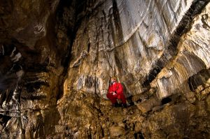 Jim in Giant's Cave